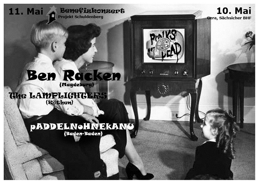 Ben Racken +......